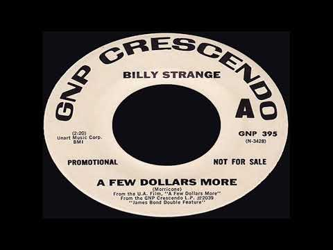 Billy Strange - A Few Dollars More (Ennio Morricone)