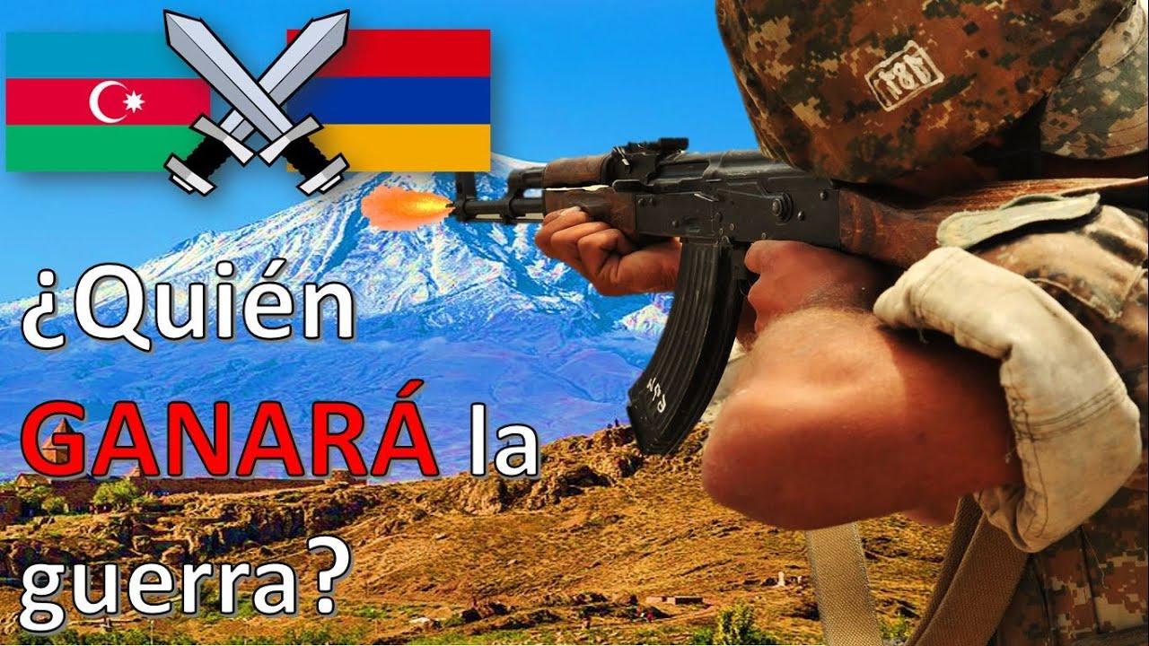 ¡¿Los armenios ESTÁN siendo DERROTADOS?!   Mi pronóstico