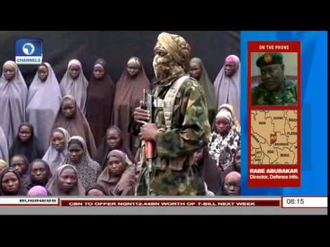 Nigerian Army Reacts To New Boko Haram Video