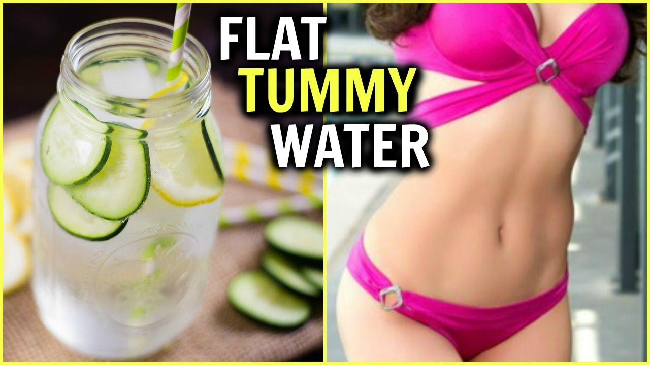 Belly Fat Weight Loss Drink How To Lose Belly Fat In 1 Week Flat Tummy Water Recipe Fast Yummy Diy