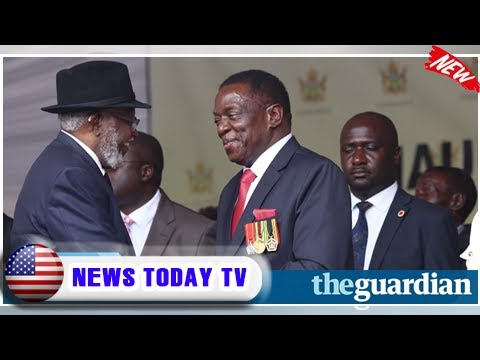 Zimbabwe announces amnesty for return of state funds taken abroad| NEWS TODAY TV