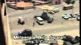 Angola 1992 parte 15 - Confrontos