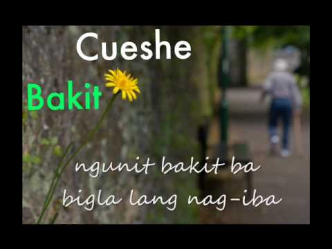 BAKIT CHORDS by Cueshé @ Ultimate-Guitar.Com