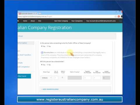 How To Register An Australian Company Online