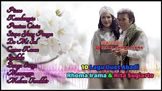 10 Lagu Duet Abadi Rhoma Irama dan Rita Sugiarto