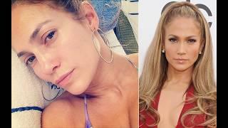 Дженнифер Лопес без макияжа шокировала всех