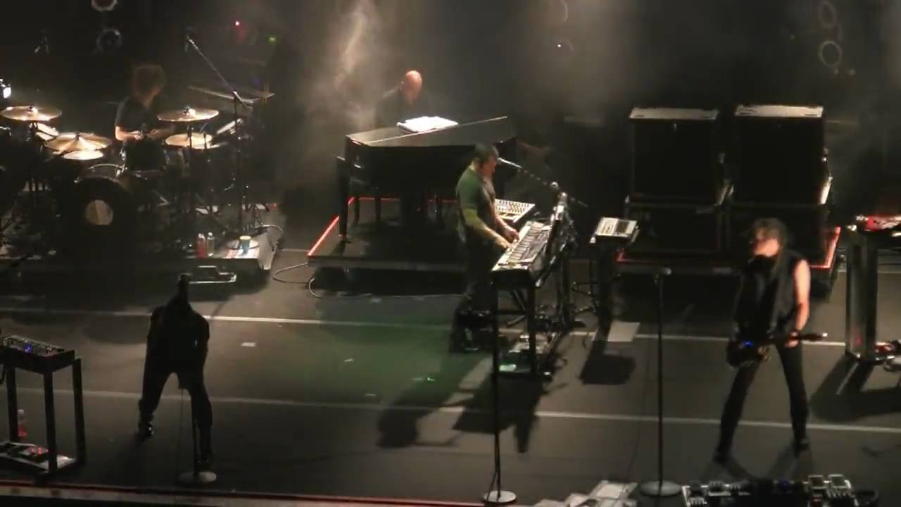 Nine Inch Nails w. Gary Numan - Down In The Park - Wiltern Theater ...