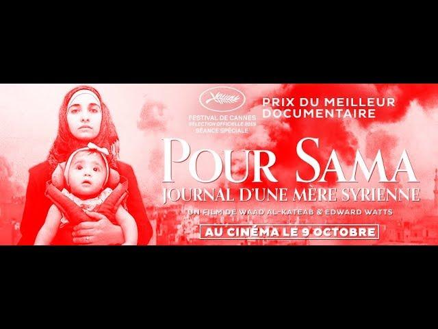 POUR SAMA - Bande Annonce