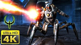 Old Games in 4K : Quake 4