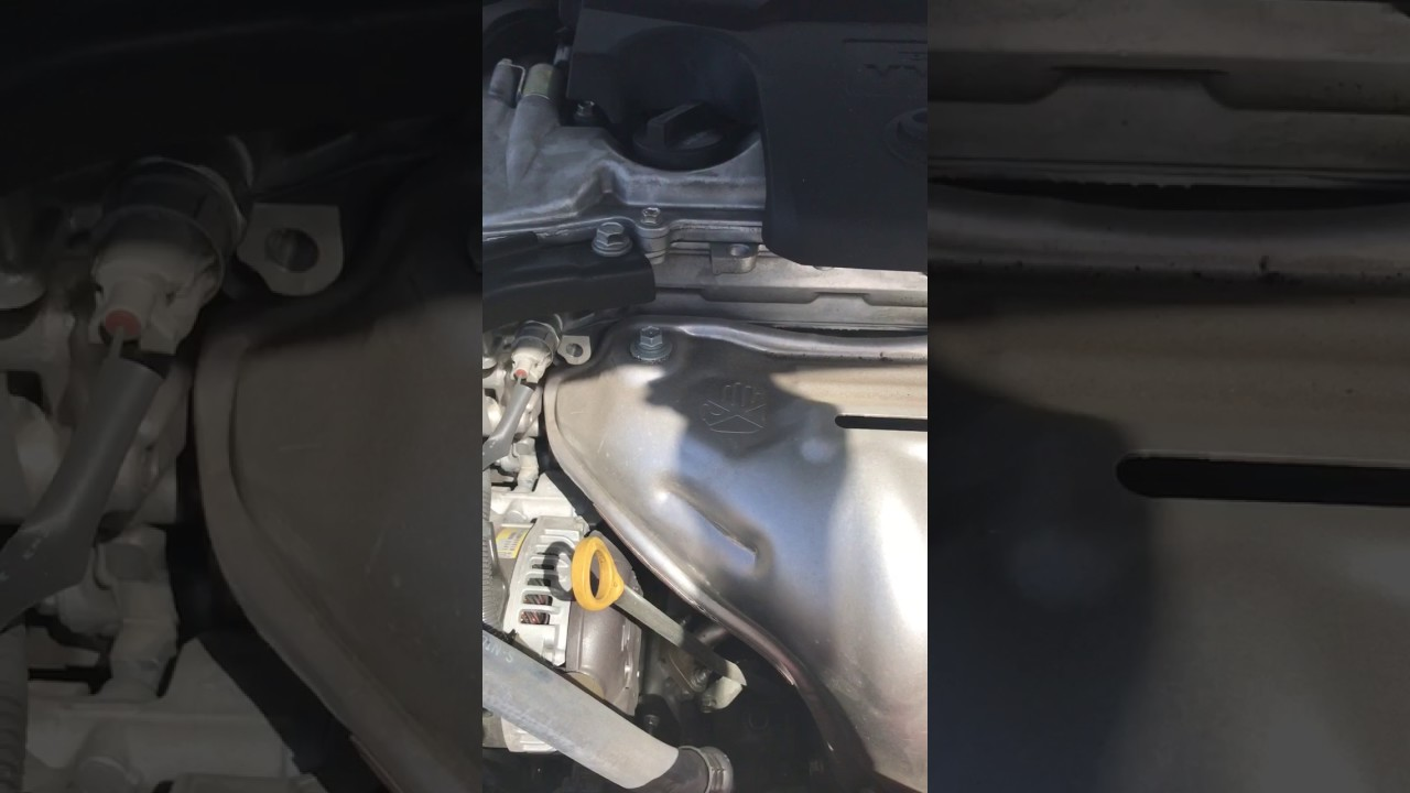 Engine noise after oil change & Engine noise after oil change - YouTube