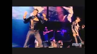 Backstreet Boys  Unbreakable Tour London 2008   full concert