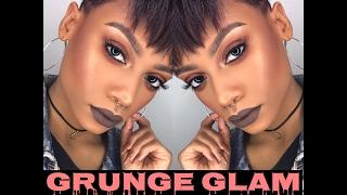 ♡ GRWM: Grunge Glam Makeup Look ♡