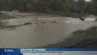 Climate change impacting local weather