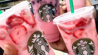 Starbucks Fans FREAK OUT Over PINK DRINK   What's Trending Now