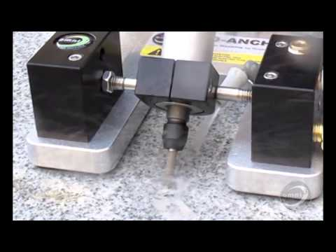 Omni Cubed™ Pro Anchor T-31 from GranQuartz®