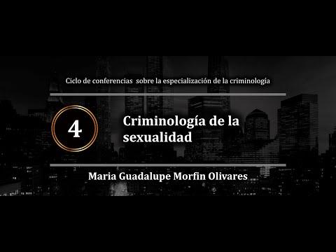 Criminología aplicada a la violencia en la sexualidad