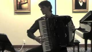 Flight of the Bumblebee / Bumblebee Boogie - Accordion