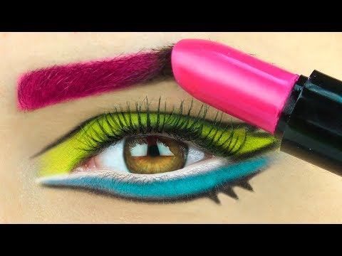 Thumbnail: 11 Beauty And Makeup Hacks For Beginners