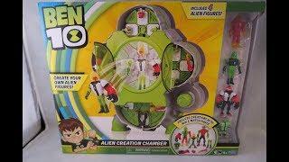 Ben 10 Alien Creation Chamber Review
