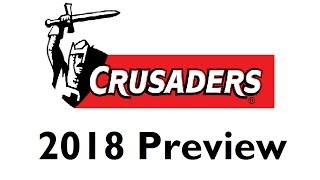 2018 Crusaders Super Rugby Preview