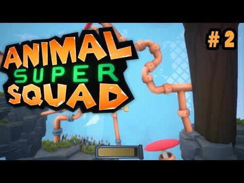 Animal Super Squad | So Much Rage? | Episode 2