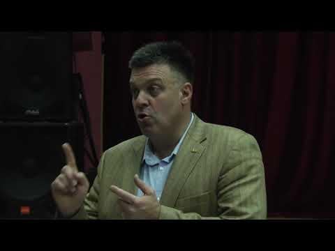 TV7plus: Олег Тягнибок відвідав Хмельниччину, поспілкуватися із людьми ближче.