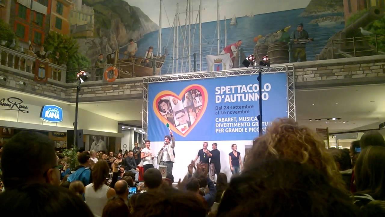 Paolo Ruffini @C.C. Le Terrazze La Spezia - YouTube