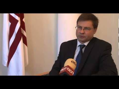 The Prime Minister of Latvia opens the door to recognise an ...
