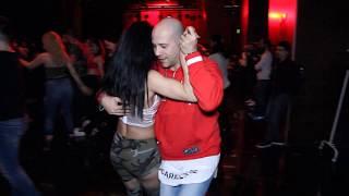 Caner Masak & Leihla Kaplan - Bachata Dance - Taksim Grand Pera