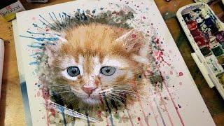 Котята. Как правильно приучить котёнка к лотку ?