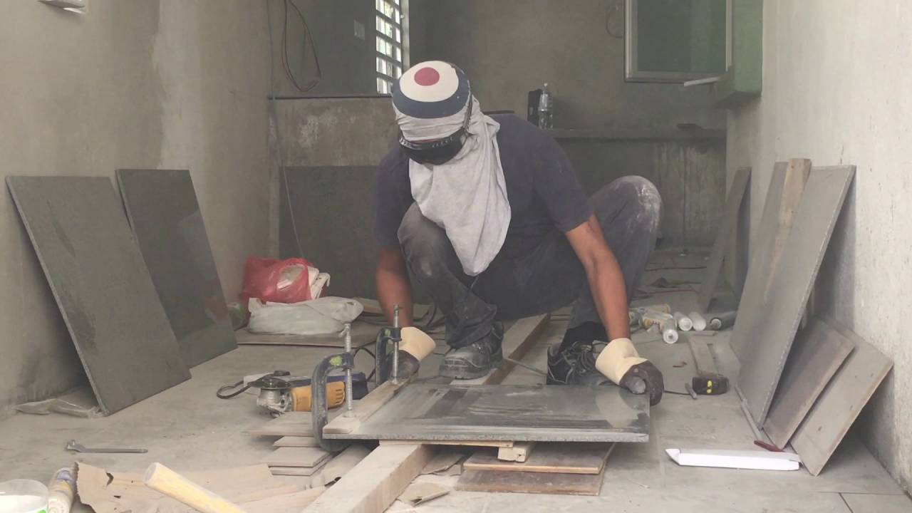 1 diy cutting tile with an angle grinder youtube 1 diy cutting tile with an angle grinder dailygadgetfo Image collections