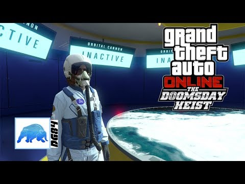 GTA 5 DoomsDay Heist Orbital Cannon Is It Worth It?