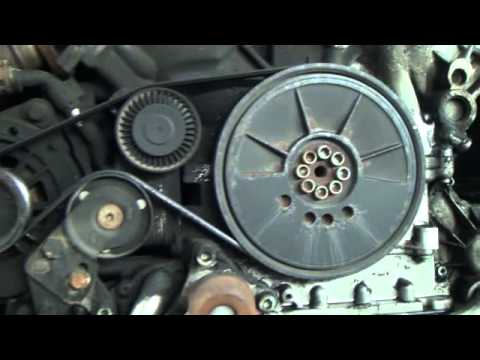 Audi S4 Air Conditioning Compressor Replacement - YouTube