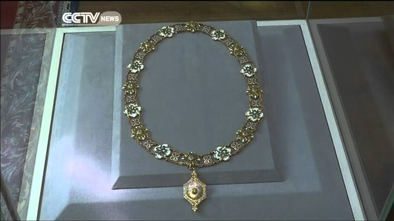 Egypt Jewellery Museum Reopens After Three Years Youtube