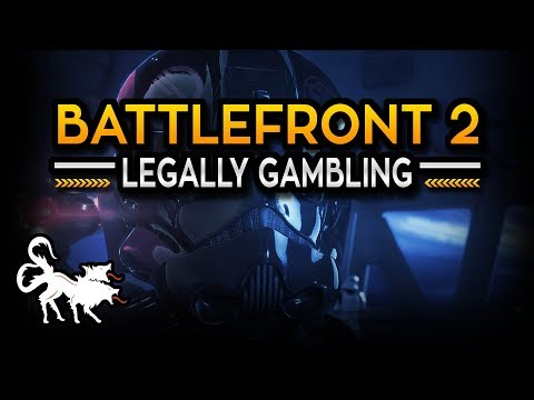 Star Wars Battlefront 2 EA Loot Boxes classified as Gambling by Belgium and Hawaii