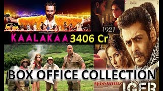 Box Office Collection Of Kaalakaandi, Tiger Zinda Hai, 1921, Mukkabaaz etc 2018 Video