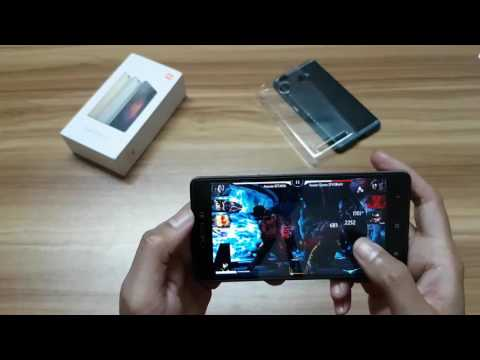 Xiaomi Redmi 3s Gaming Review