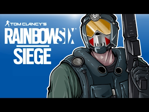 Rainbow Six: Siege - Velvet Shell DLC Moments! With Cartoonz!