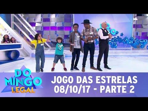 Jogo das Estrelas - Parte 2 | Domingo Legal (08/10/17)