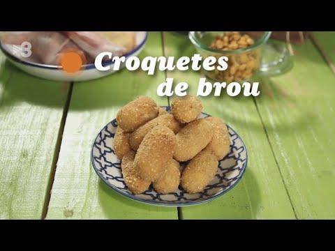 Cuines - Croquetes de brou