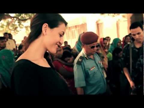 Shristi Shrestha's campaign for Beauty with purpose in Miss world 2012 (Official)
