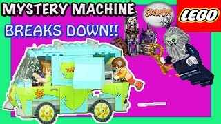 Mystery Machine Lego Scooby Doo Mansion Scooby doo games juegos Haunted Lighthouse TOYS Dimensions