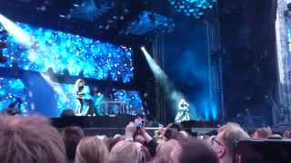 nightwish the greatest show on earth live tampere 31 7 2015