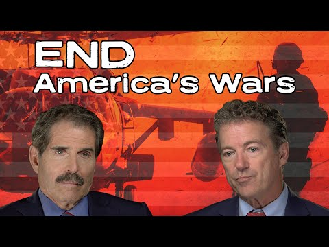 Stossel: Rand Paul Wants To End America's Wars