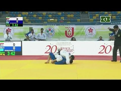 Iran - Kazakhstan (Men) | Asian Team Judo Championships 2017