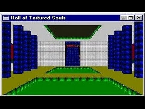 Hall Of Tortured Souls Easter Egg Excel 95 Youtube