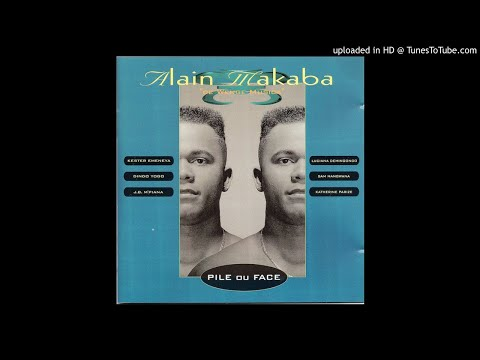 Alain Makaba ft. Dindo Yogo, JB Mpiana & Luciana Demingongo - Tchane