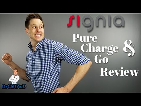 Signia Pure Charge & Go - All In-One-Hearing Aid | Hearing Aid Reviews