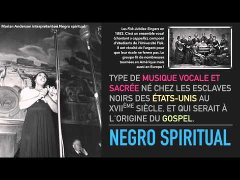 Negro-spiritual