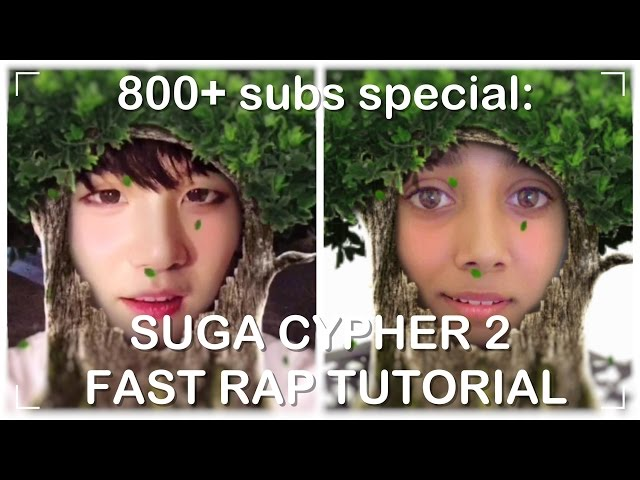 RAP ANALYSIS) SUGA'S SPEED | ARMY's Amino